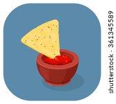 a vector illustration of... | Shutterstock .eps vector #361345589