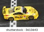 no 3 of hasemi motor sport... | Shutterstock . vector #3613643
