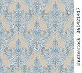 vector illustration. luxury... | Shutterstock .eps vector #361421417