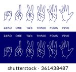 Counting Hands Showing...