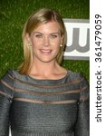 Small photo of LOS ANGELES - JAN 9: Alison Sweeney at the The CW World Dog Awards at the Barker Hanger on January 9, 2016 in Santa Monica, CA
