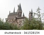 Hogwarts Castle  Home To Harry...