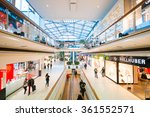 vienna  austria   october 20 ... | Shutterstock . vector #361552571