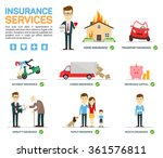 vector illustration of business ... | Shutterstock .eps vector #361576811