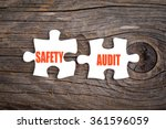 Safety Audit   Words On Puzzle...