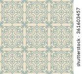 elegant antique background... | Shutterstock .eps vector #361603457