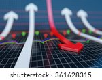 economy  the stock market... | Shutterstock . vector #361628315