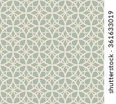 elegant antique background... | Shutterstock .eps vector #361633019