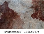 stain on old cement texture as...   Shutterstock . vector #361669475