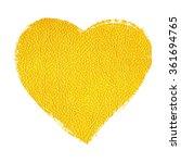 vector golden  leather hand...   Shutterstock .eps vector #361694765