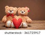 Loving Bear Toy Concept....