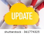 group of people cloud... | Shutterstock . vector #361774325