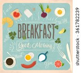 Breakfast Design Set