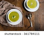 gluten free homemade zucchini... | Shutterstock . vector #361784111