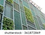 Green Facade  Vertical Garden...