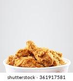 Crispy Kentucky Fried Chicken...