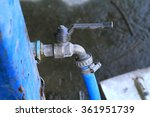 picture of faucet | Shutterstock . vector #361951739