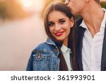 close up lifestyle  toned image ...   Shutterstock . vector #361993901
