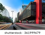 Paulista Avenue   Sao Paulo  ...