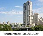 moscow   july 02 2011  modern... | Shutterstock . vector #362013029