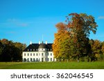 beautifull bernstoff palace and ... | Shutterstock . vector #362046545