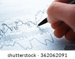 showing business and financial... | Shutterstock . vector #362062091