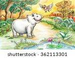 Illustration For Children In...