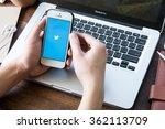 chiang mai  thailand   jan 09... | Shutterstock . vector #362113709