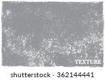 vector grunge texture.grunge... | Shutterstock .eps vector #362144441