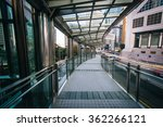 Elevated Walkway At Central  I...