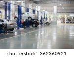 auto repair service station...