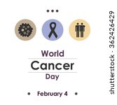 vector illustration   cancer...   Shutterstock .eps vector #362426429
