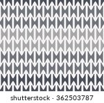 vector seamless pattern.... | Shutterstock .eps vector #362503787