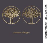 set of vector elements. couple... | Shutterstock .eps vector #362526725
