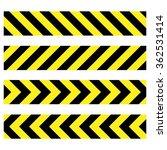 Do Not Cross The Line Caution...
