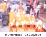 travel chinatown bkk | Shutterstock . vector #362602505