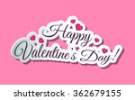 greeting vector card with words ...   Shutterstock .eps vector #362679155