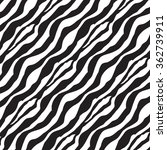 tiger texture abstract... | Shutterstock .eps vector #362739911