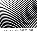 curved stripes . abstract... | Shutterstock .eps vector #362901887