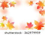 autumn leaves | Shutterstock . vector #362979959