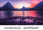 glacier national park | Shutterstock . vector #362996669