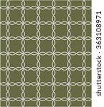 geometrical pattern | Shutterstock .eps vector #363108971