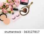cosmetics image | Shutterstock . vector #363127817