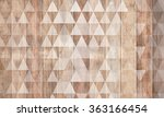 wooden brown background | Shutterstock . vector #363166454
