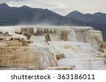 Geothermal Flow Of Hot ...