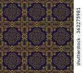 elegant antique background...   Shutterstock .eps vector #363275981