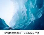 Ice Cave Texture