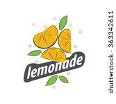 logo for lemonade | Shutterstock .eps vector #363342611