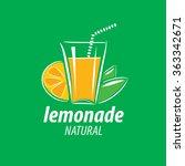 logo for lemonade | Shutterstock .eps vector #363342671