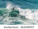 ericeira  portugal   january 12 ...   Shutterstock . vector #363348557